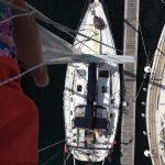 Zeilmakerij M-sails - Ovni 435 masttop