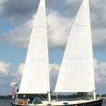 zeilmakerij M-sails Freedom 40 2