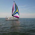Zeilmakerij M-Sails Trintella 42 gennaker m-sails
