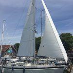 zeilmakerij M-sails Grootzeil Koopmans 34