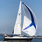 zeilmakerij M-sails rol-grootzeil rolreef-grootzeil Victoire 1044 -