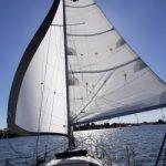 Etap 28 - grootzeil & rolgenua zeilmakerij m-sails