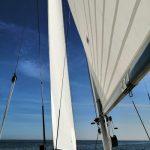 one-off 16 mtr - whisper 1 grootzeil zeilmakerij m-sails