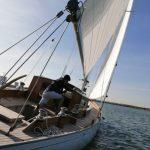 one-off 16 mtr - whisper 2 grootzeil zeilmakerij m-sails